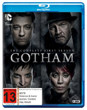 Gotham - The Complete First Season on Blu-ray