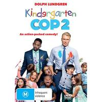 Kindergarten Cop 2 on DVD