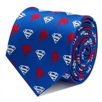 DC Comics: Superman Blue - Italian Silk Tie