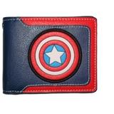 Marvel Captain America Shield Bifold Wallet