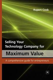 Selling Your Technology Company for Maximum Value by Rupert Cook image