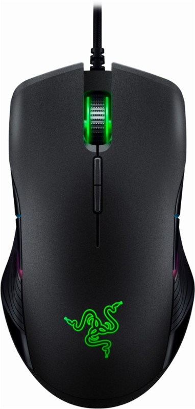 Razer Lancehead Tournament Edition Ambidextrous Gaming Mouse - Gunmetal for PC Games