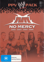 WWE - No Mercy: PPV Pack (4 Disc Box Set) on DVD