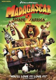 Madagascar: Escape 2 Africa on DVD