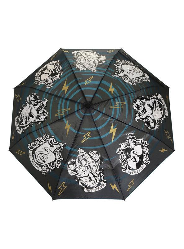 Harry Potter Crests Colour Change Umbrella