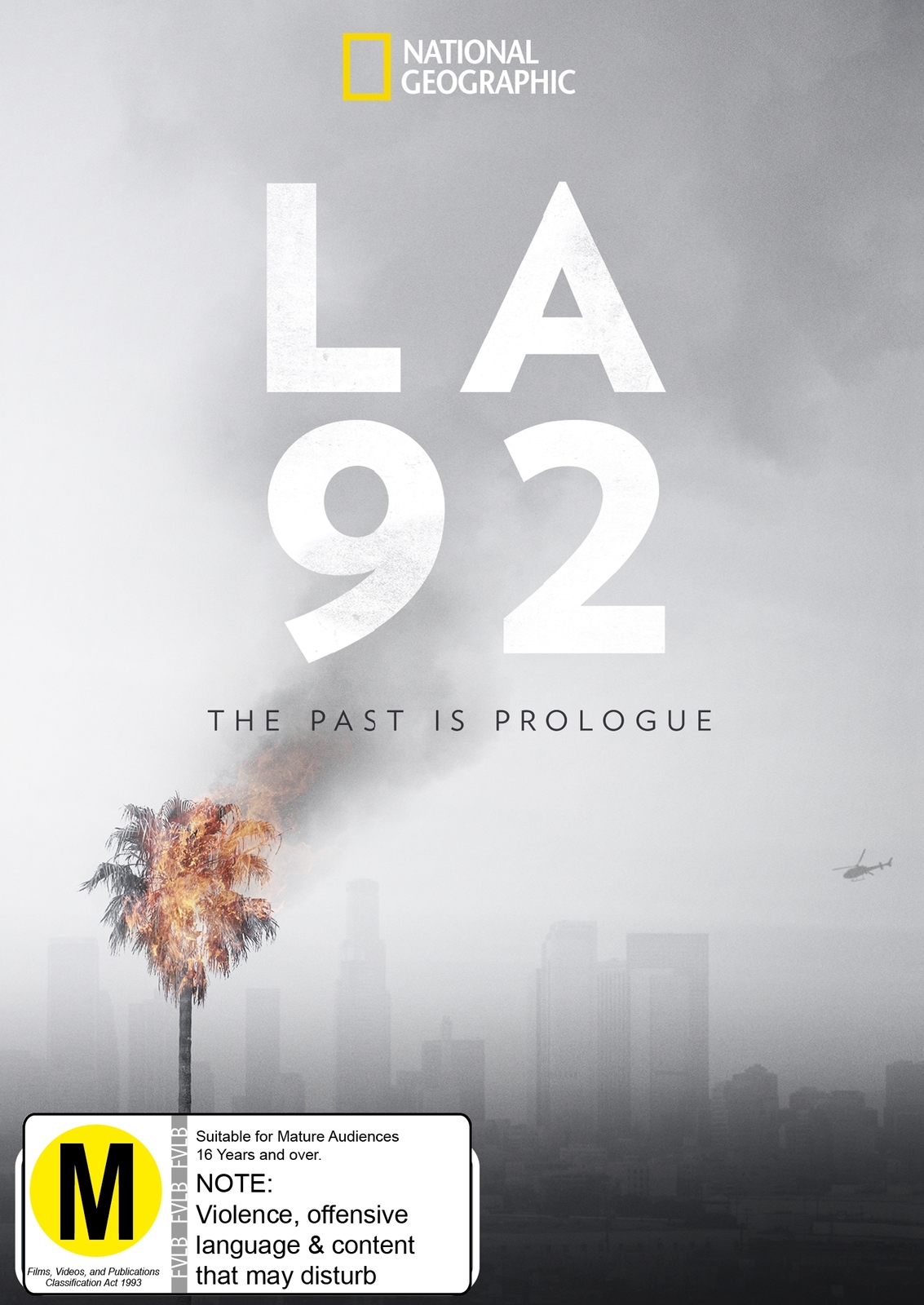 LA 92 on DVD image