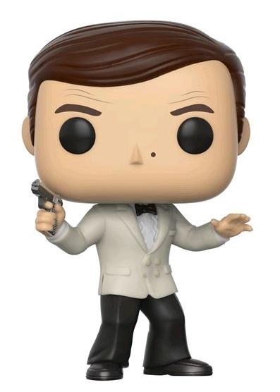 James Bond (White Tux Ver.) - Pop! Vinyl Figure