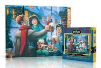 Harry Potter: 100 Piece Mini Puzzle - Three Broomsticks (100 Piece)