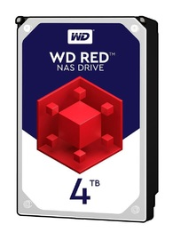 "4TB WD Red - 3.5"" IntelliPower NAS HDD (5400RPM)"