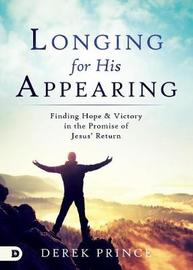 Longing for His Appearing by Derek Prince image