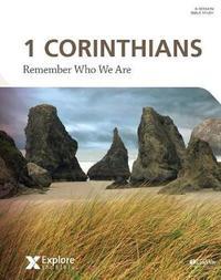Explore the Bible: 1 Corinthians - Bible Study Book by Lifeway Adults image