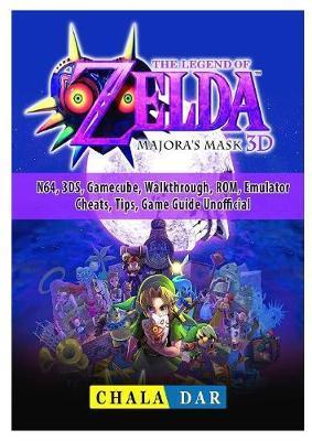 Legend of Zelda Majoras Mask, N64, 3ds, Gamecube, Walkthrough, Rom
