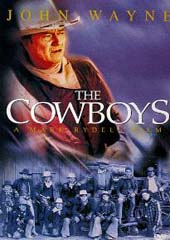 The Cowboys on DVD