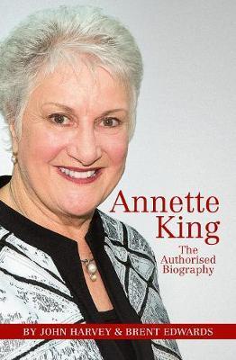 Annette King by John Harvey