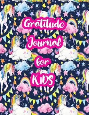 Gratitude Journal for Kids by Karly Juarez