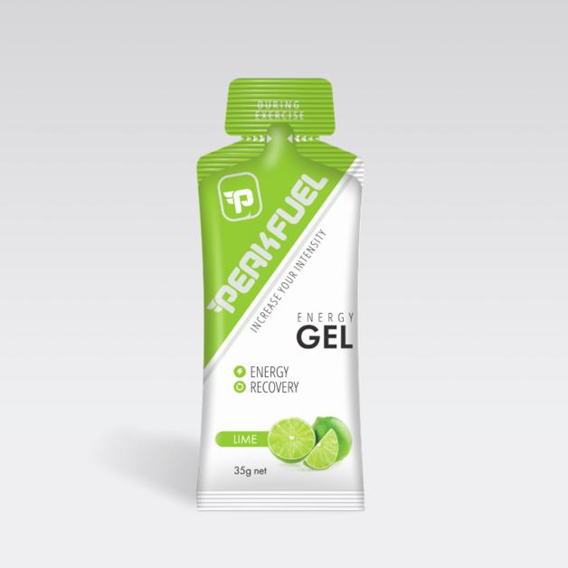 PeakFuel Energy Gel - Lime (35g)