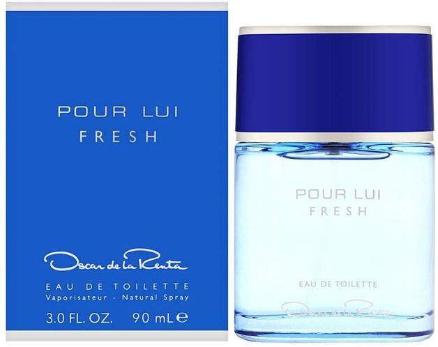 Oscar De La Renta: Pour Lui Fresh Fragrance (EDT, 90ml)