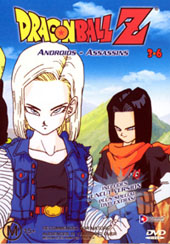 Dragon Ball Z 3.06 - Androids - Assassins on DVD
