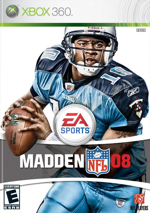 Madden NFL 08 for Xbox 360