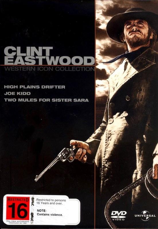 Clint Eastwood Collection (3 Disc Box Set) (Universal Pictures) on DVD