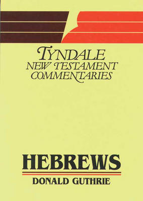 Hebrews by Donald Guthrie image