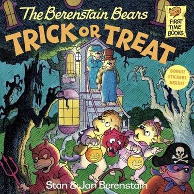 Berenstain Bears Trick or Treat by Stan And Jan Berenstain Berenstain image