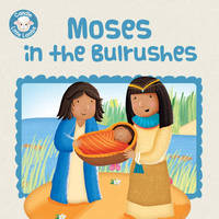 Moses in the Bulrushes by Karen Williamson
