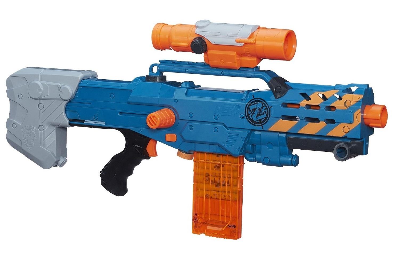 Nerf Zombie Strike: Longshot CS-12 Blaster image