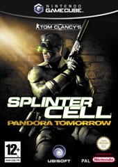 Splinter Cell: Pandora Tomorrow for GameCube