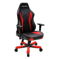 DXRacer Wide Series WY0 Gaming Chair (Black and Red) for  image