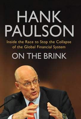 On The Brink by Hank Paulson