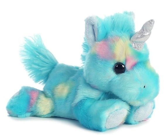 Aurora: Blueberry Ripple Unicorn image