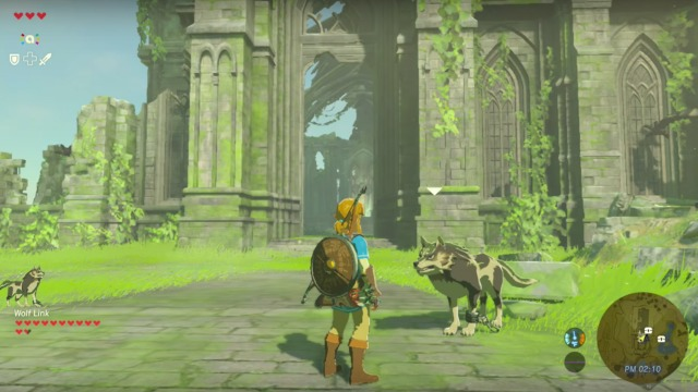 The Legend of Zelda Breath of the Wild for Switch image