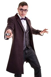 Doctor Who Eleventh Doctor's Purple Coat (XL)