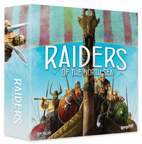 Raiders of the North Sea - Board Game