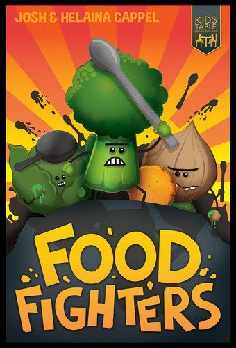 Foodfighters - Card Game