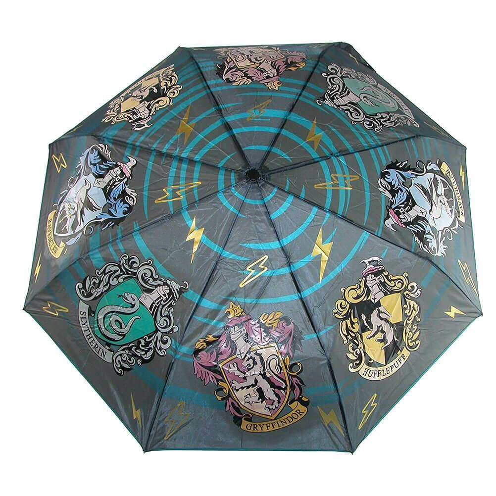 Harry Potter Crests Colour Change Umbrella image