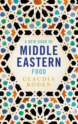 A New Book of Middle Eastern Food by Claudia Roden image