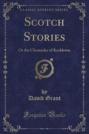 Scotch Stories by David Grant image