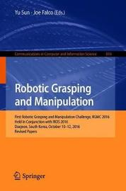 Robotic Grasping and Manipulation image