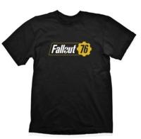 """Fallout T-Shirt """"76 Logo"""", S"""