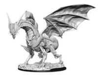 Pathfinder Deep Cuts: Unpainted Miniatures - Clockwork Dragon image
