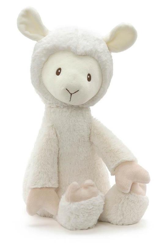 "Gund: Toothpick Llama - 16"" Plush"