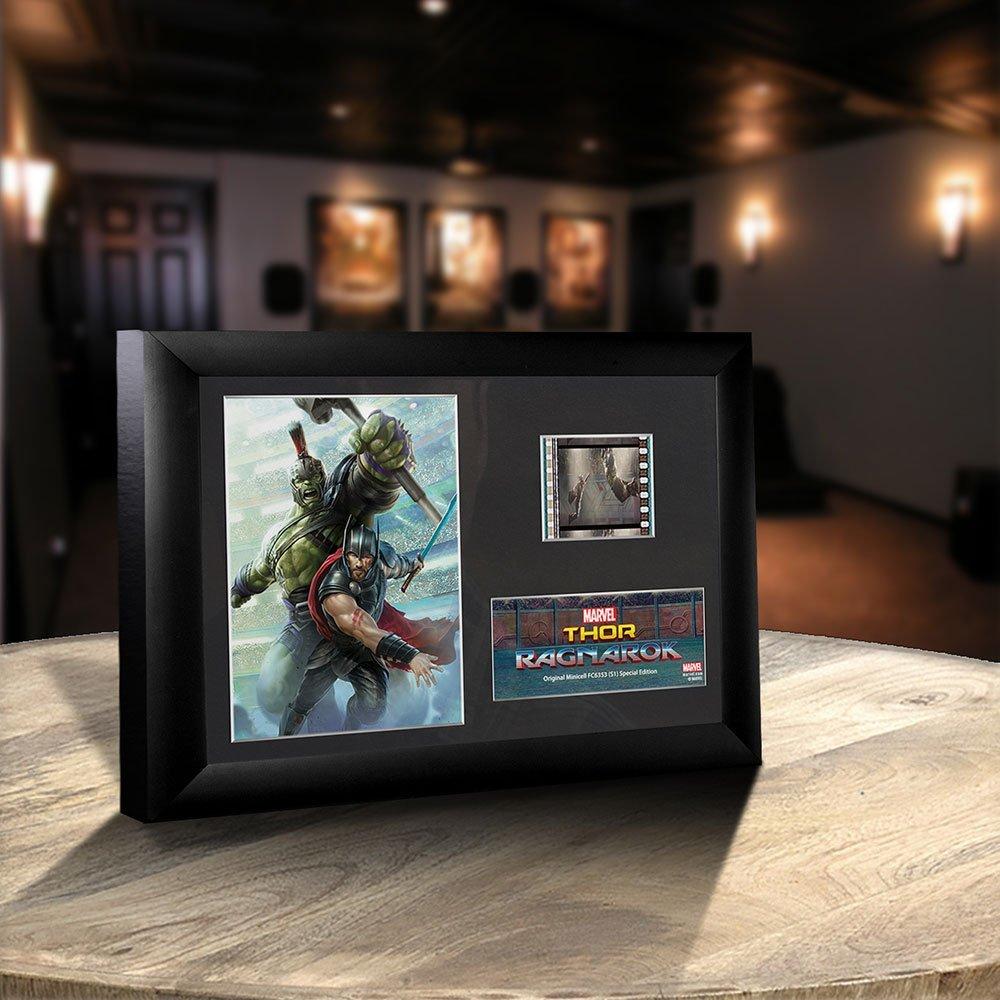 FilmCells: Mini-Cell Frame - Thor Ragnarok (Hulk & Thor) image