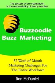 Buzzoodle Buzz Marketing by Ron McDaniel image
