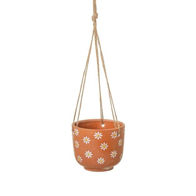 Sass & Belle: Hanging Terracotta Planter