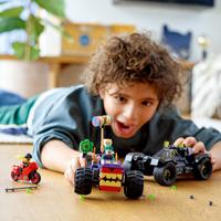 LEGO DC Super Heroes: Joker's Trike Chase - (76159)
