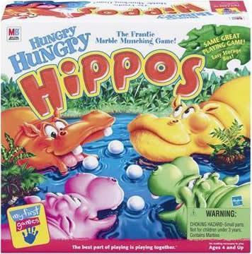Hungry Hungry hippos image