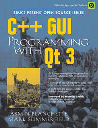 C++ GUI Programming by Jasmin Blanchette image