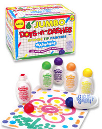 Alex: Dots-N-Dashes Sponge Tip Painters